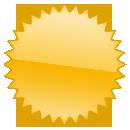 Style de Badge Web 2.0 #13