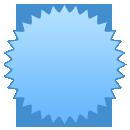 Style de Badge Web 2.0 #14