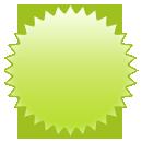 Style de Badge Web 2.0 #15