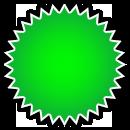 Style de Badge Web 2.0 #16