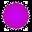Style de Badge Web 2.0 #17
