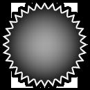 Style de Badge Web 2.0 #19