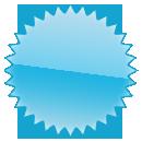 Style de Badge Web 2.0 #21