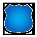 Style de Badge Web 2.0 #24