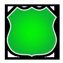 Style de Badge Web 2.0 #25