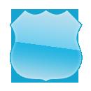 Style de Badge Web 2.0 #33