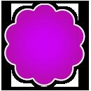 Style de Badge Web 2.0 #41