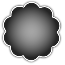 Style de Badge Web 2.0 #43